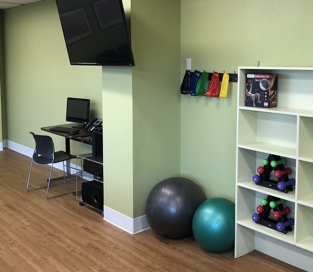 Exercise Room 105